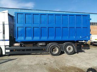 Φορτηγό Άνω Των 7.5τ ανατρεπόμενο για containers με βραχίονες '18