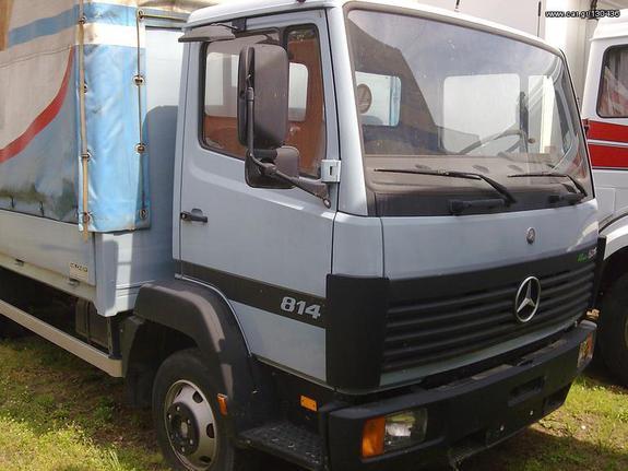 Mercedes-Benz '92 814