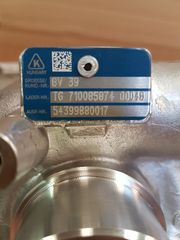 KKK ΟΕΜ 54399880017 Τουρμπο VW AUDI 1.9tdi 90-110hp by PSchiptuning