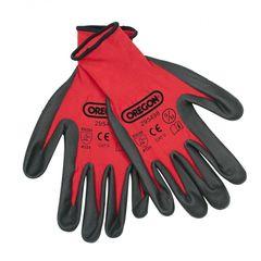 Γάντια εργασίας OREGON νιτρίλιο - ύφασμα L