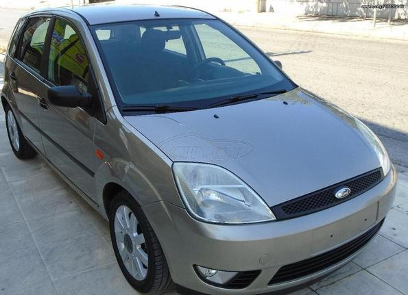 Ford Fiesta 2001 - 2006 // ΜΟΝΑΔΑ ABS  \\ Γ Ν Η Σ Ι Α-ΚΑΛΟΜΕΤΑΧΕΙΡΙΣΜΕΝΑ-ΑΝΤΑΛΛΑΚΤΙΚΑ