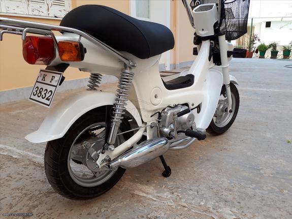 Honda Chally '82