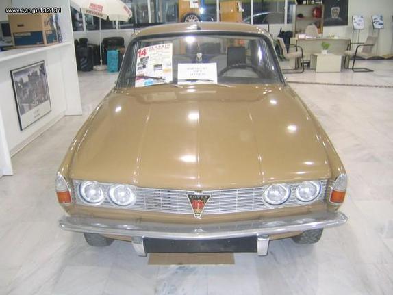 Rover 200 '69 P6 SE 2000