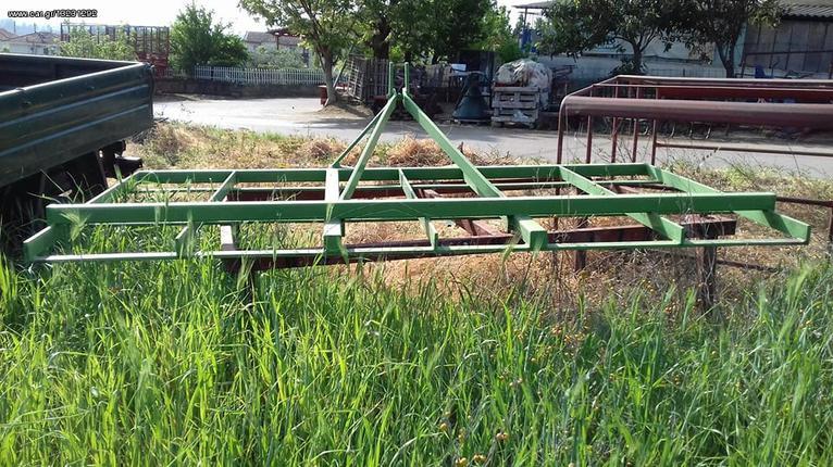 Γεωργικό καλλιεργητές - ρίπερ '01