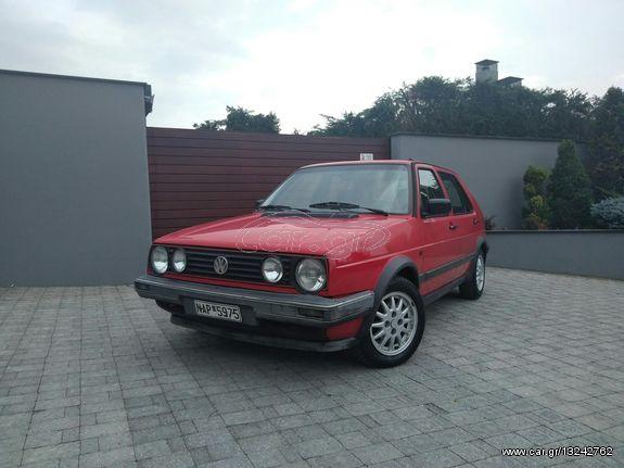 Volkswagen Golf '89 II, ΆΡΙΣΤΗ ΚΑΤΑΣΤΑΣΗ!!!