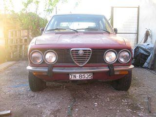 Alfa Romeo Alfetta '79 Alfetta 1.8