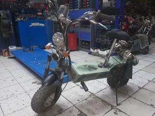Μοτοσυκλέτα mini..moto '08 ΒΕΝΖΙΝΟΚΙΝΗΤΟ ΠΑΤΙΝΙ ALEX PARK
