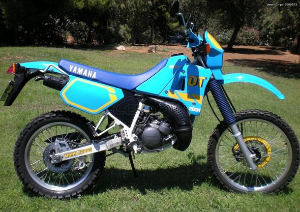 Yamaha DT '95 200R 3ET ORIGINAL