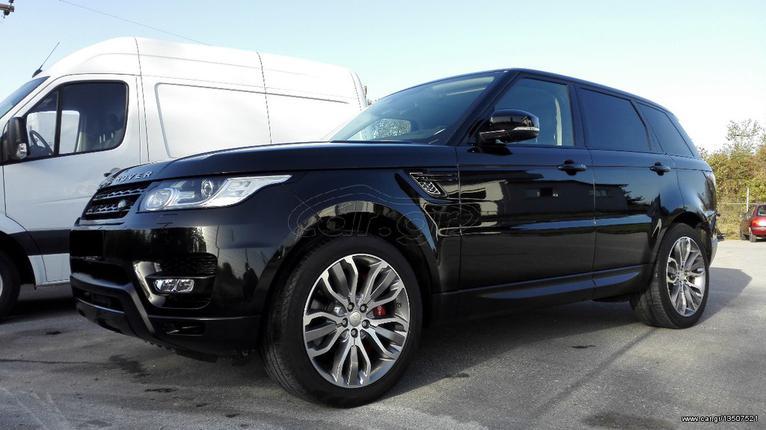 Land Rover Range Rover Sport '15