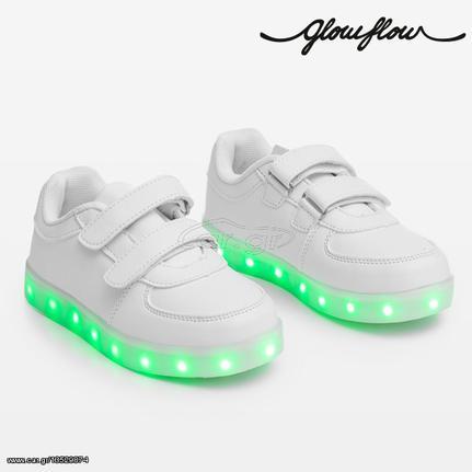 Αθλητικά Παιδικά Παπούτσια με φωτάκια LED GlowFlow