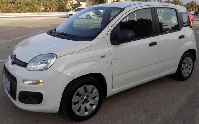 Fiat Panda '14 1ο ΧΕΡΙ-ΕΛΛΗΝΙΚΟ-ΜΕ ΑΠΟΣΥΡΣΗ
