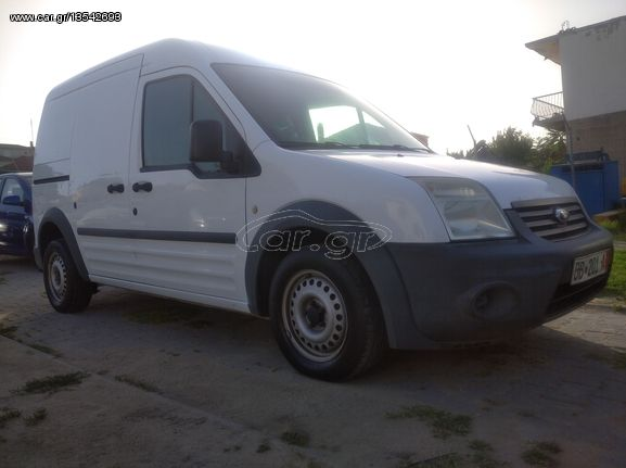 Ford '10 TRANSIT FACELIFT ΨΗΛΟ-ΜΑΚΡΥ