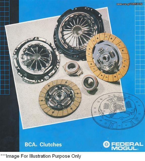pack of one Blue Print ADN13204N Clutch Cover