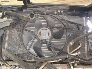 Ψυγείο νερού - κλιματιστικού Renault Laguna '04