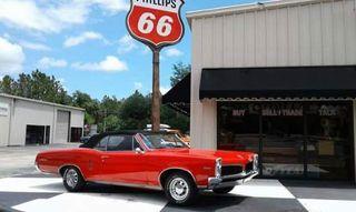 Pontiac GTO '67 PROJECT Ενδεικτική φωτογραφία