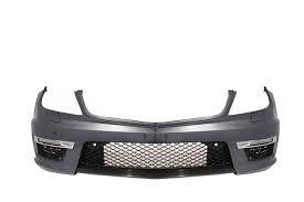 ΠΡΟΦΥΛΑΚΤΗΡΑΣ  facelift ΕΜΠΡΟΣ MERCEDES BENZ W204 C-CLASS (07-15) LOOK AMG C63 eautoshop.gr
