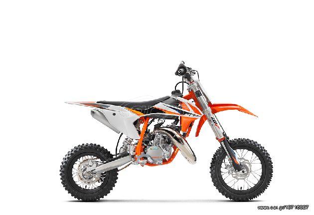 KTM 50 SX '22 KTM 50 SX 2022