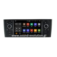 Digital IQ AN7263 GPS (S190) FIAT GRANDE PUNTO mod. 2005-2012 www.sound-evolution.gr
