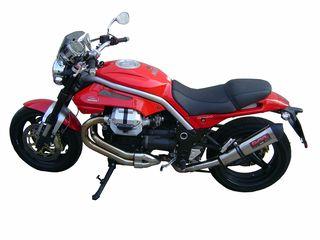 Gpr Eξάτμιση Tελικό Gpe Evo Titanium/Carbon End Moto Guzzi GRISO 1100 '05 '08 Special Offer
