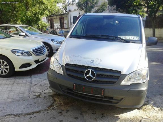 Mercedes-Benz '14 VITO 116 EXTRA LONG