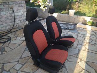 Καθίσματα μπροστινα για Fiat Grande Punto 3θυρο