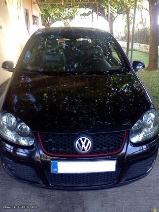Volkswagen Golf '07 GTI DSG - Hλιοροφή