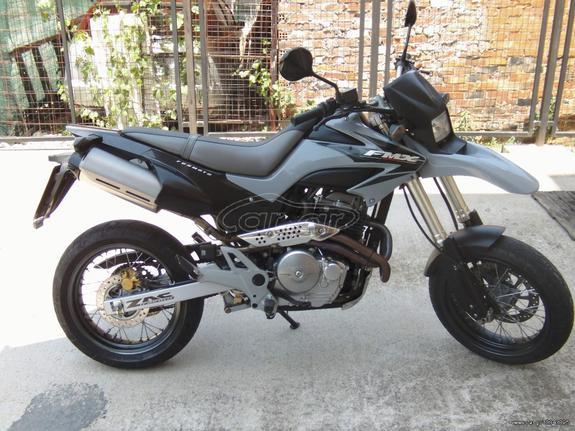Honda FMX 650 '07