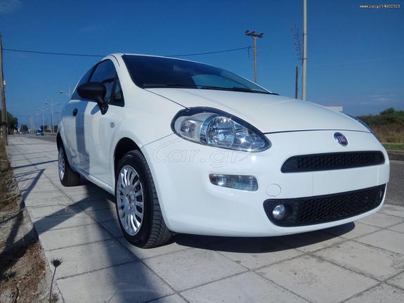 Fiat Grande Punto '15 EURO 5 DIESEL VAN επαγγελματικ