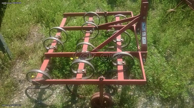 Γεωργικό καλλιεργητές - ρίπερ '14 ΚΑΛΛΙΕΡΓΗΤΗΣ BIAGIOLI VR-11