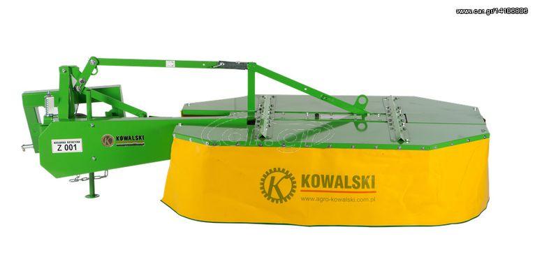 Γεωργικό χορτοκοπτικά '21 KOWALSKI 1.65
