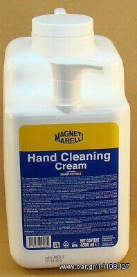 Καθαριστικό χεριών, κρέμα 4,5Lt MAGNETI MARELLI