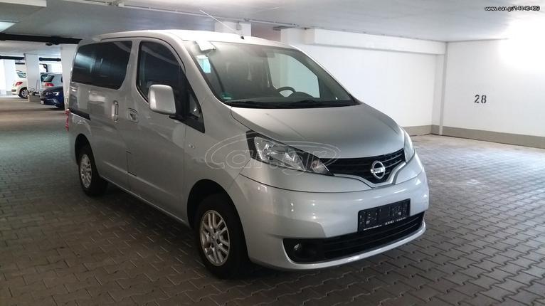 Nissan Evalia '16 Nv 200 Evalia Euro6 shartstop