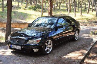 Lexus IS 200 '01 Spor