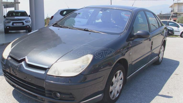 Citroen C5 '06 2000cc/145ps