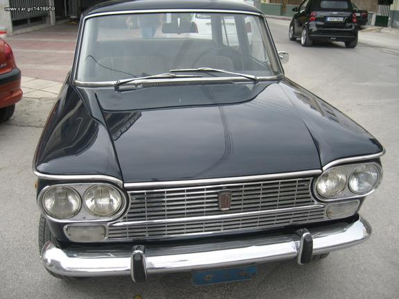 Fiat '63 Millecinquecento