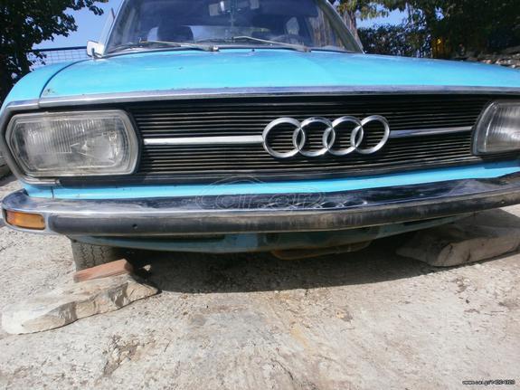 Audi 100 '72 100 LS