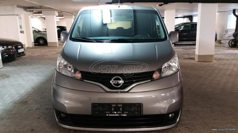 Nissan Evalia '15 Nv 200 Evalia ΓΝΗΣΙΑ 41000 ΧΛΜ