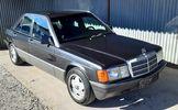 Mercedes-Benz 190 '91 1800cc  Αυτοματο Οροφη-thumb-12