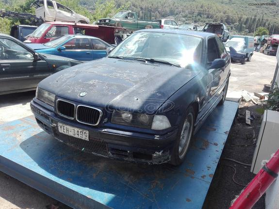 BMW 318IS 1.8 MONO ANTALAKTIKA