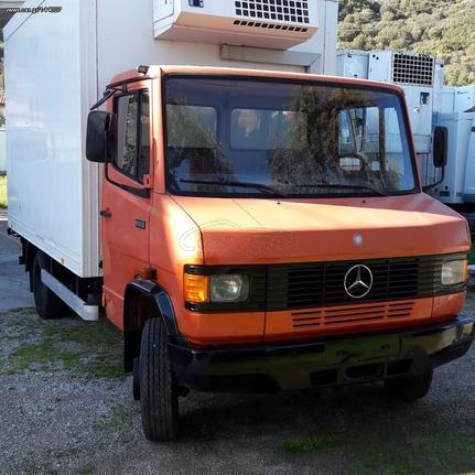 Mercedes-Benz '93 811 ΚΡΕΑΤΑΔΙΚΟ 4μ