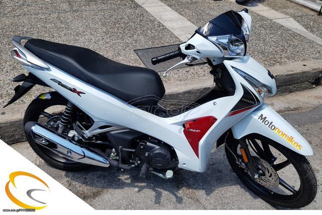 Honda Super Cub '21 ΝΕΟ! Supra-X 125 CBS *SPECIAL*