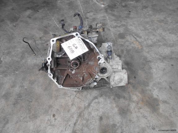 ΣΑΣΜΑΝ HONDA HR-V 1600cc 2001'