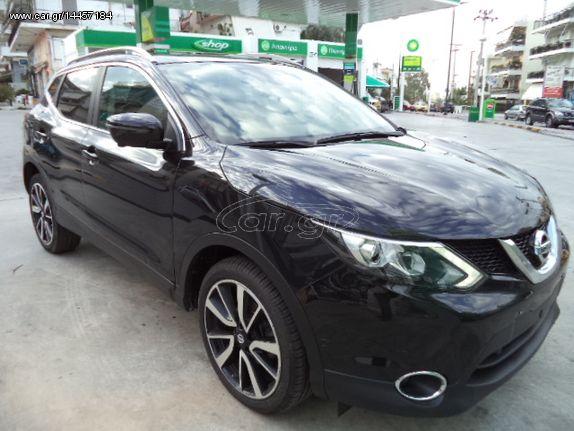 Nissan Qashqai '15 TECHNA-FULL EXTRA! EURO 6