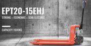 Κλάρκ παλετοφόρα '18 EPT20-15EHJ Semi-Electric-thumb-19