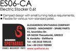 Κλάρκ παλετοφόρα '18 ES06-CA Semi-Electric-thumb-8