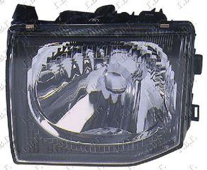 ΦΑΝΟΣ ΕΜΠΡΟΣ (ΛΕΥΚΟ ΦΛΑΣ) (Ε) MITSUBISHI PAJERO PININ 99-07