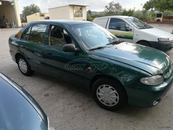 Hyundai Accent '99