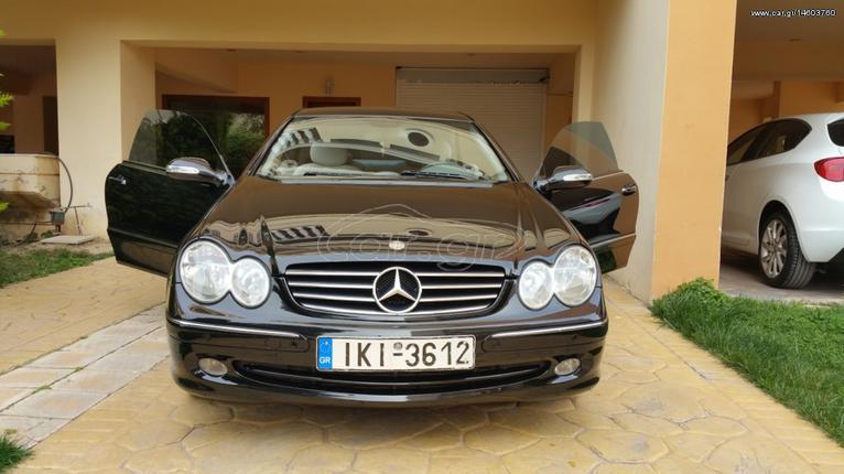 Mercedes-Benz CLK 200 '04 1800 CC KOMPRESSOR AVANGARDE