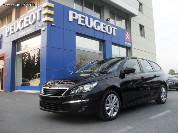 Peugeot 308 '16 BUSINESS PACK BLUE HDI EURO6