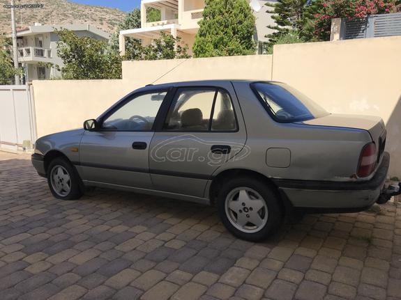 Nissan Sunny '93 4x4